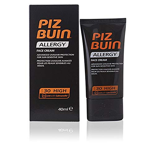 Piz Buin Allergy Face Cream SPF 30, 40ml