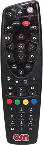 Remote Control for orbit osn receiver