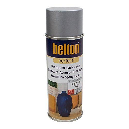 Preisvergleich Produktbild Unbekannt KWASNY 328 104 BELTON PERFECT Lackspray silber 400ml