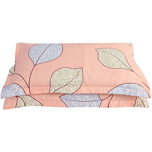 Colinsa Jacquard 2 Pillowshams Luxury Bedding Throw-Over Set-48x74cm-A2