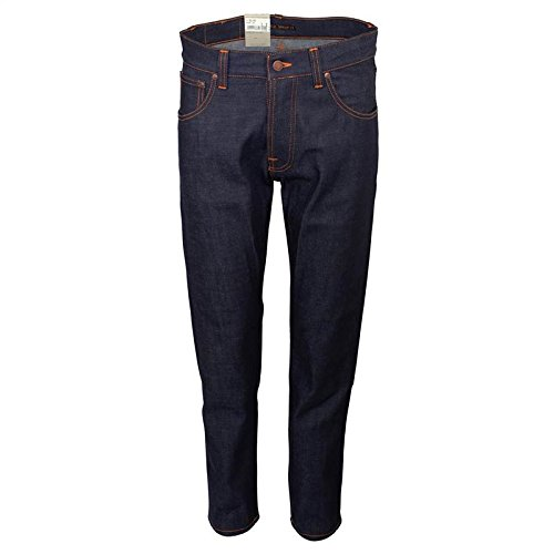 nudie-jeans-mens-steady-eddie-dry-twill-navy-regular-straight-fit-denim-jeans-w34-l30