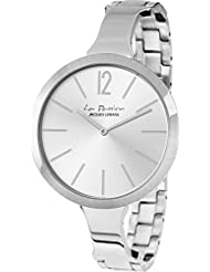 Jacques Lemans Damen-Armbanduhr La Passion Analog Quarz Edelstahl LP-115F