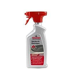 Nigrin 74182 Cabrio-Verdeck Reiniger 500 ml