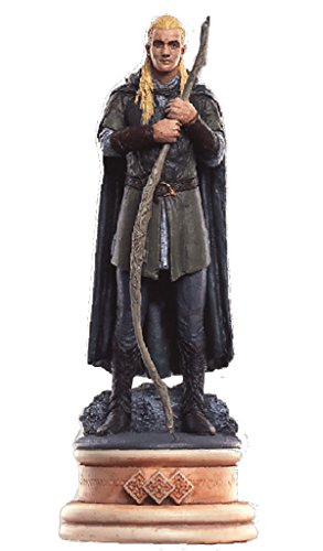 Lord of the Rings Chess Collection Nº 5 Legolas 1
