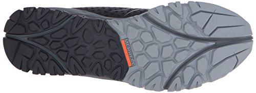 Merrell Capra Rapid, Chaussures de Randonnée Basses Homme Noir (Black)