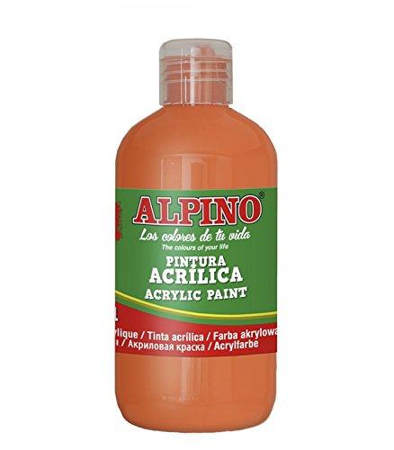 Alpino dv000022Trinkflasche Acrylfarbe ESCOLAR