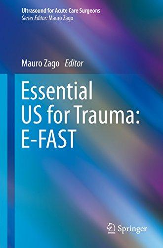 Essential US for Trauma: E-FAST (Ultrasound for Acute Care Surgeons)