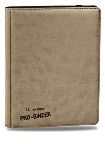 Ultra Pro 84192 - Premium Pro-Binder, weiß (Ordner-tab Binder)