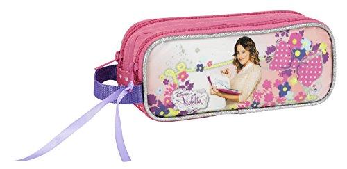 Violetta – Estuche portatodo Doble (SAFTA 811429513)