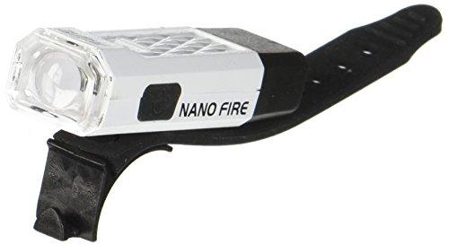 Preisvergleich Produktbild AWE® Nano FireTM USB 12 Lumen-wieder aufladbares weiß Helmlampen