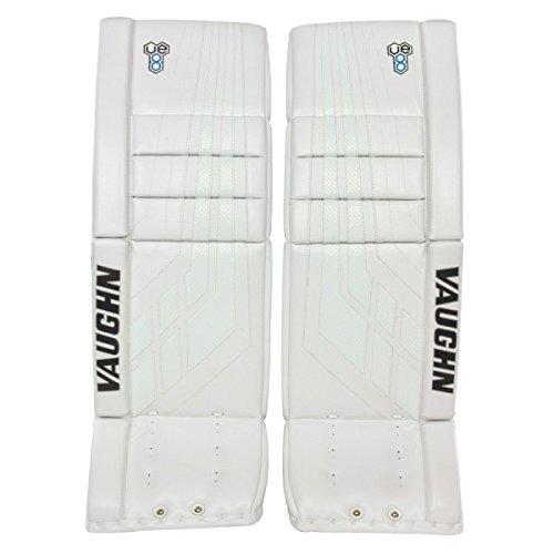Vaughn Velocity VE8 Pro Goalie Schienen Senior, Farbe:Weiss, Größe:36+2 Zoll (Vaughn Goalie)