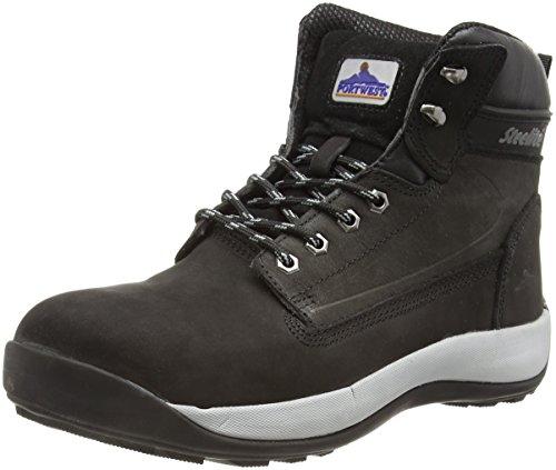 Steelite Constructo - Stivali di sicurezza, con protezione sulla punta,