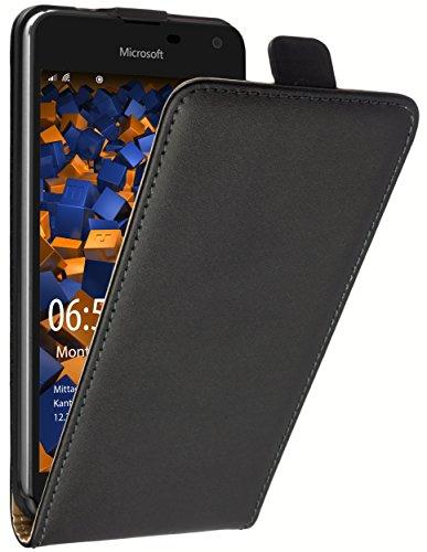 mumbi Flip Case für Microsoft Lumia 650 Tasche