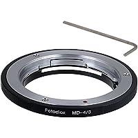 Fotodiox Anello Adattatore per Minolta Obiettivo MD MC Rokkor a