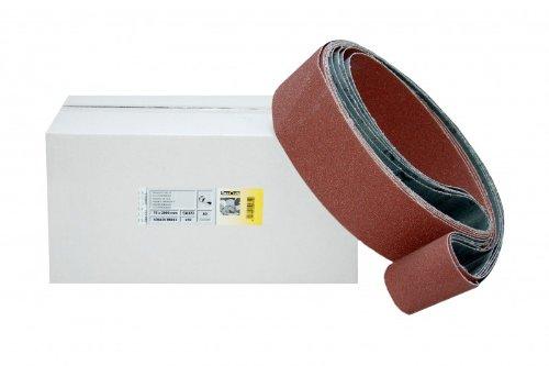 Preisvergleich Produktbild 5 Stück Flexovit Schleifbänder 75 x 2000 mm Korn 60