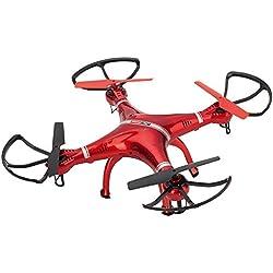 Carrera RC - Cuadricóptero RC Video Next, 4 Canales, 2.4 GHz (370503006)