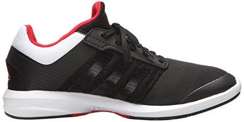 adidas Unisex, bambini Adidas S-flex K scarpe sportive Nero (nero)