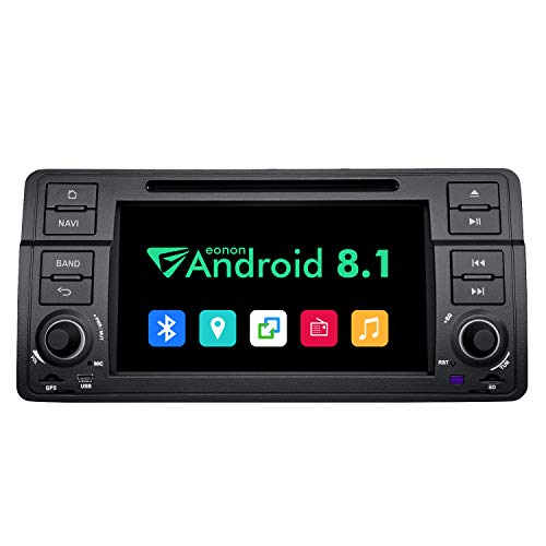 eonon GA9250B Android 8.1 Fit BMW E46 1999-2004 Car Stereo Autoradio 2GB...