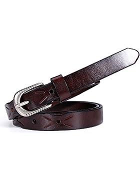 Cinturón Decorativo Simple/Cinturón Del Comodín De Moda-B 100cm(39inch)