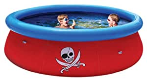 Bestway  9 x 30-inches Splash and Play 3d Adventure