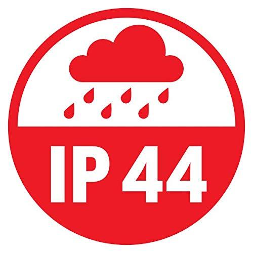 Brennenstuhl Bremaxx Verlängerungskabel IP 44 20m rot, 1161760 - 2