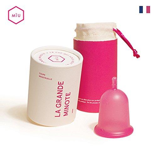 MÏU cup La grande minote Menstruationstasse L