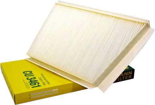 Car Cabin Air Filter (Mann Filter CU 3461 Innenraumfilter)