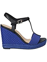 Amazon.fr   Tommy Hilfiger - Sandales   Chaussures femme ... 271fee2286db