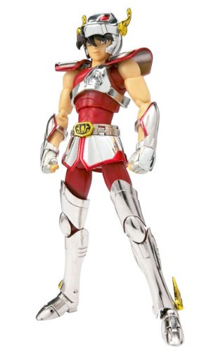 SAINT SEIYA - Figurine SEIYA DE PEGASE - Version 1 - Myth Cloth (Bandai)