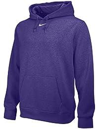 Nike Club sudadera con capucha para mujer, XXL, Púrpura