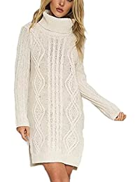 Strickkleid damen amazon