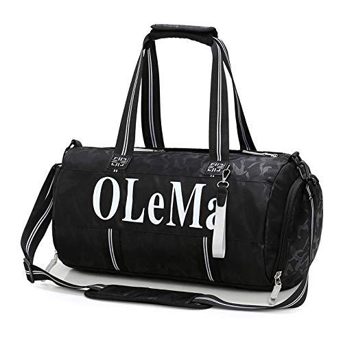 BAGFP Outdoor-Sporttasche Wasserabweisend Nass Und Trocken Isoliert Fitness-Tasche Reisegepäck Messenger Große Kapazität Reisetasche Flut