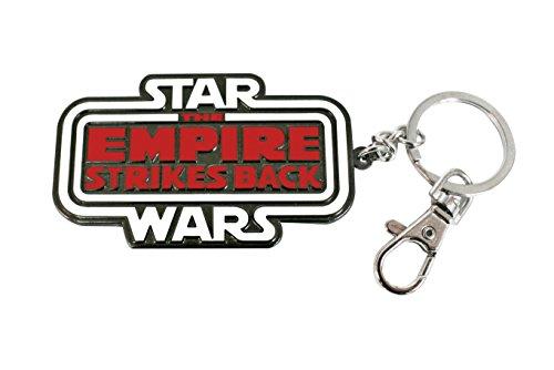 Llavero The Empire Strikes Back Logo Star Wars