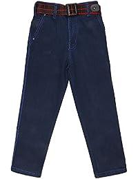Magic Attitude Boy's Regular Fit Denim Jeans Dark Blue
