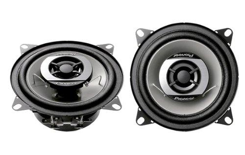 Pioneer TS-G1012i 2-Wege Koaxial Auto-Lautsprecher (10 cm Wooferdurchmesser, 120 Watt) schwarz