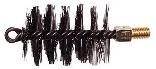 Pinsel Stahl mit Gewinde 12 MA Ofen Rohrdurchmesser 20 mm