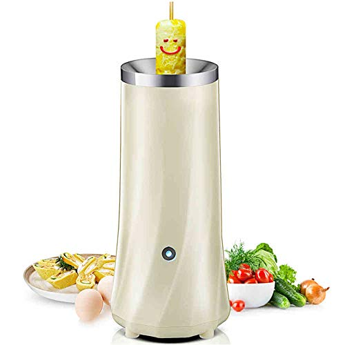 Mini Automático Cocedor de huevos Eléctrico Acero inoxidable Sándwich de huevo Rollos...