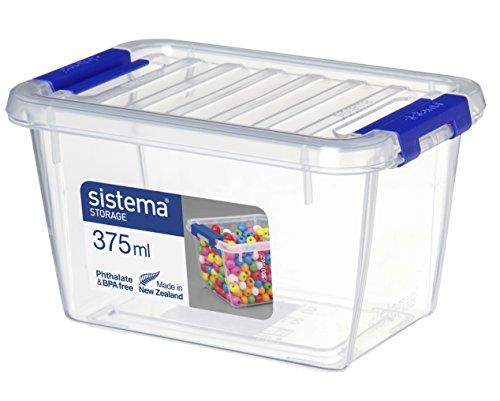 Sistema Storage Contenedor, Polipropileno, Plástico,...