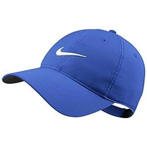Nike Swoosh Tech Men's Cap-Valor Blue/White