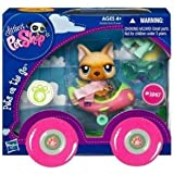 Littlest Pet Shop Se admiten On The Go Perro#2103