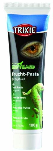 Trixie Frucht-Paste für Reptilien, 100 g, 3er Pack (3 x 120 g)