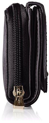 ESPRIT 116ea1v001, Portafogli Donna, 1x9x14 cm (B x H x T) Negro (001 BLACK)
