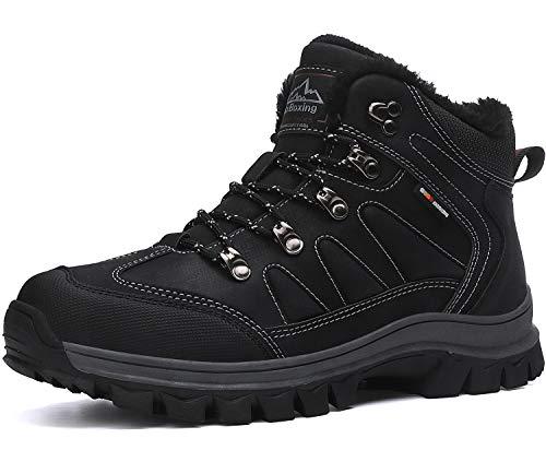 AX BOXING Hombre Botines Zapatos Botas Nieve