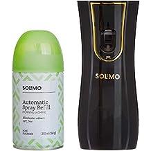 Amazon Brand - Solimo Automatic Air Freshener Kit - 250 ml (Morning Jasmine)