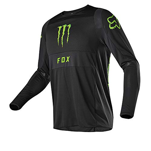 Fox 360 Monster/Pc Jersey Trikots, Black L
