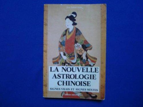 La nouvelle astrologie chinoise par Jean Djibril Diaby
