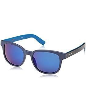 Boss Orange Unisex-Erwachsene Sonnenbrille 0193/S 1G Schwarz (Blue Hvnblue I8v), 52
