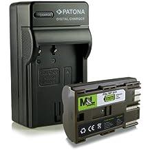 Chargeur + Batterie BP-511 pour Canon Powershot G1 G2 G3 G5 G6 Pro 90is Pro 1 Canon EOS D10 D20 D30 D40 D60 300D Canon MV30 MV100Xi MV300 MV400 MV410 MV450 MV500 MV530i MV550i
