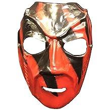 bcc0502705 UK Kane Debut Vetroresina Wwe Wwf Wrestling Vestito Costume Up Maschera  Adulti Bambino