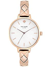 Kate Spade Analog White Dial Women's Watch-KSW1466